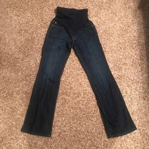 AG Adriano Goldschmied Maternity Jeans